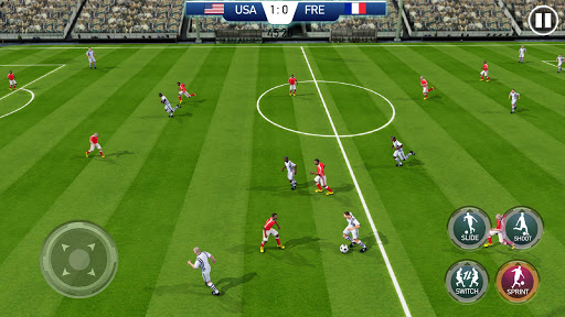 Soccer u26bd League Stars: Football Games Hero Strikes 1.6.8 screenshots 2