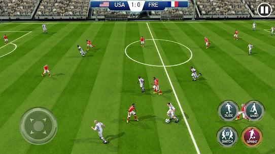 Stars Soccer League: Football Games Hero Strikes 2