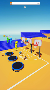 Jump Dunk 3D For Android (MOD, Unlimited Money) 1