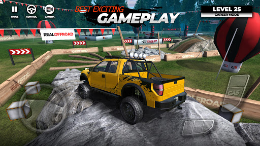 Offroad Fest - 4x4 SUV Simulator Game  screenshots 1