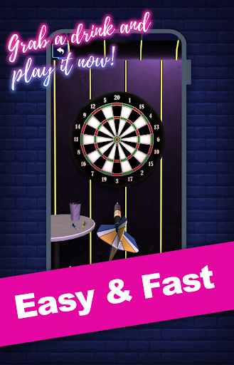 (JP Only) Darts and Chill: Free, Fun, Relaxing 1.709.2 screenshots 2