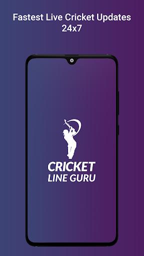 Cricket Line Guru : Cricket Live Line android2mod screenshots 2