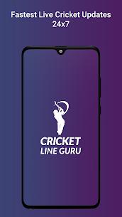 Cricket Line Guru : Fast Live Line v10.8 (Mod) 2