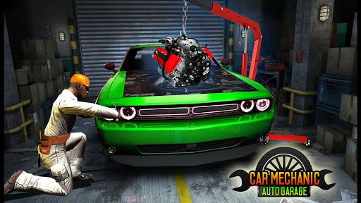 Real Car Mechanic Workshop: Car Repair Games 2020 1.1.6 Screenshots 13
