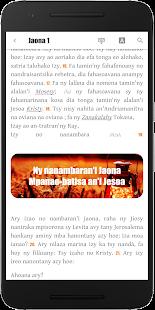 Baiboly & Fihirana Protestanta screenshots 4