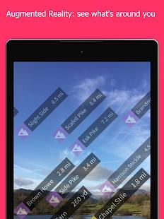 OS Maps: Explore hiking trails & walking routes 3.0.9.881 Screenshots 19