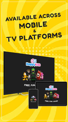 Foto do HappyKids - Free, Kid Safe Videos, Shows & Movies
