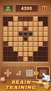 Wood Block 99 – Wooden Sudoku Puzzle 5