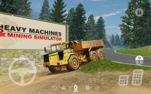 Heavy Machines & Mining Simulator screenshots 10