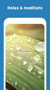 Rainmaker ☂️Relaxing Rain Sounds: (Sleep & Study)