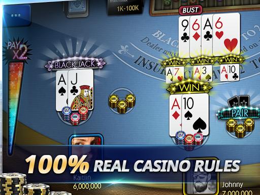 Blackjack - World Tournament 1.2.155 screenshots 1