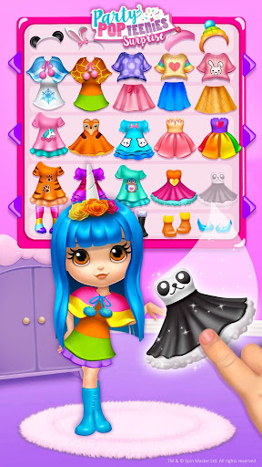 Party Popteenies Surprise - Rainbow Pop Fiesta 3.0.30006 screenshots 2