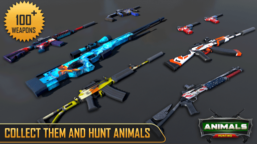 Hunting Games 2021 : Wild Deer Hunting 2.2 screenshots 15