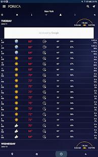 Foreca Weather 4.27.1 Screenshots 8