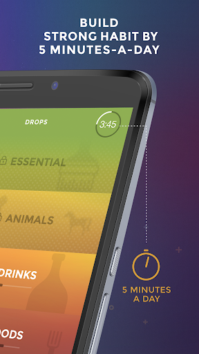 Drops: Learn Swedish language and words for free android2mod screenshots 4