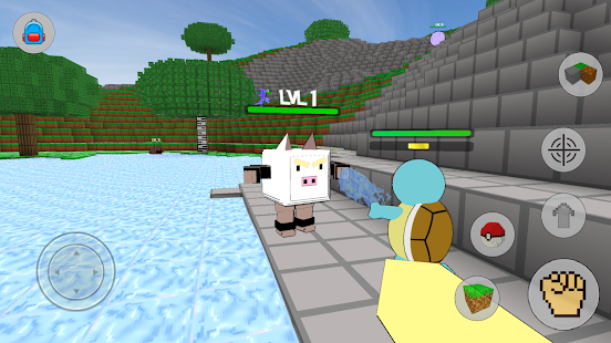 Pixelmon Trainer Craft: New Game 2020 Catch Pou0441ket 5.0 Screenshots 4