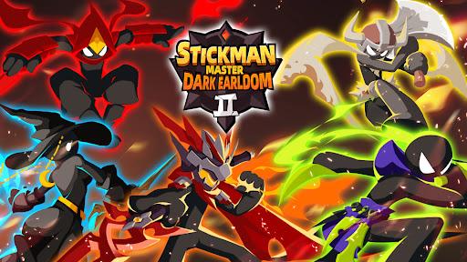 Code Triche Stickman Master II: Dark Earldom APK MOD (Astuce) screenshots 1