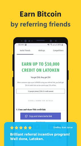 LATOKEN: Bitcoin Wallet, Crypto Exchange android2mod screenshots 5