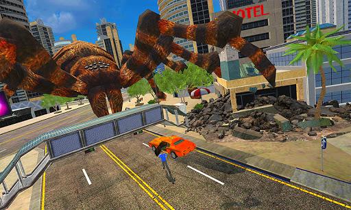 Giant Spider Simulator - Spider Games 2021 1.0 screenshots 2