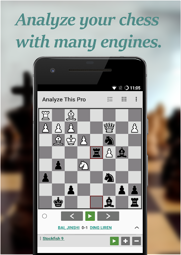 Chess - Analyze This (Pro) screenshots 1