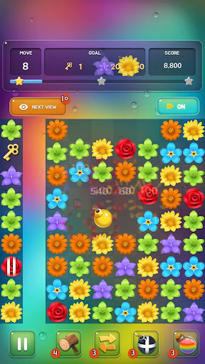 Flower Match Puzzle 1.2.2 screenshots 10