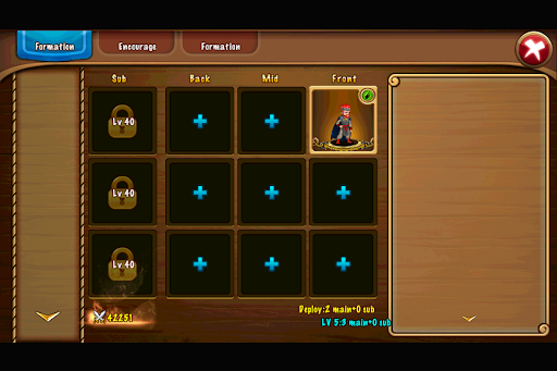 Haki: The Lost Treasure 2.0.0 screenshots 4