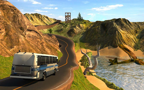 Bus Simulator Free 1.8 Screenshots 5