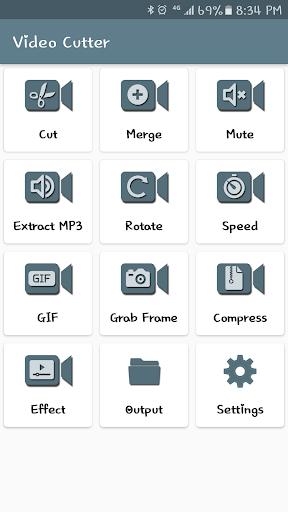 Easy Video Cutter  Screenshots 1