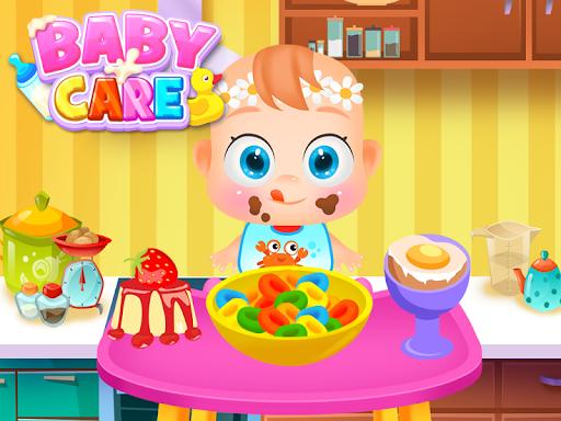 My Baby Care - Newborn Babysitter & Baby Games  screenshots 4