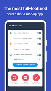 Screen Master Pro: Screenshot, Photo Markup 1