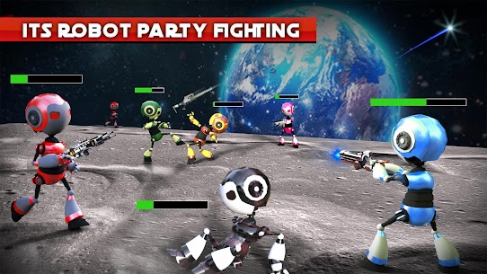 مستقبلية وحوش روبوت عصابة الحرة: لعبة قتال الحزب 2