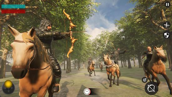 Ertuğrul Gazi Game 2020:Real Mount & Blade Fight  screenshots 1