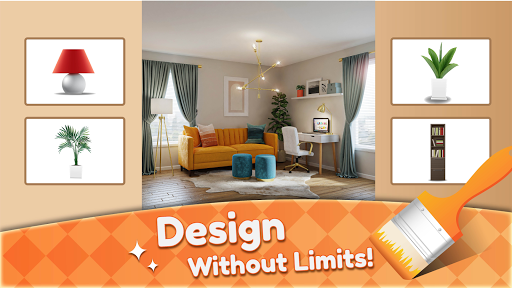 Interior Home Makeover - Design Your Dream House 1.0.7 screenshots 6
