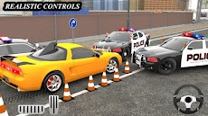 Police Car Chase: Real car Parking game: Cop Gamesのおすすめ画像4