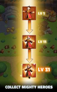 Wild Castle TD: Grow Empire Tower Defense MOD (Unlimited Money) 5