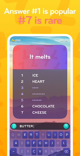 Top 7 - family word game 1.0.5 screenshots 2