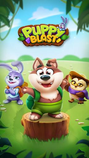 Puppy Blastu2122ufe0f - pets puzzle adventure 1.0.39.368 screenshots 5