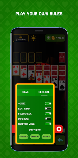 Classic Solitaire - Without Ads 2.2.21 screenshots 6