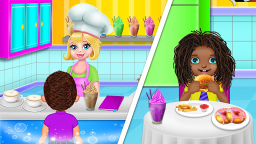 Emma Back To School Life: Classroom Play Games 4.0 Screenshots 7