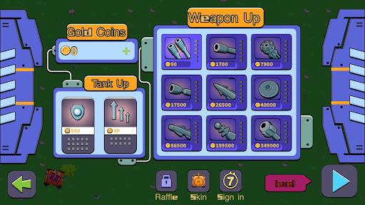 Tank hero-FC shooting games  screenshots 3