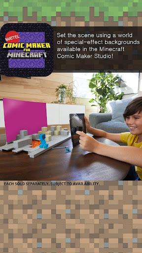 Comic Maker for Minecraft 1.16 Screenshots 2