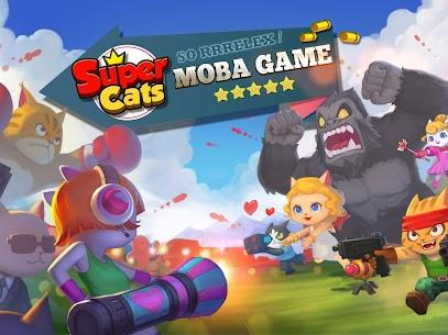 Super Cats MOD (Unlimited Money) 1