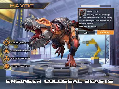 Dino War: Rise of Beasts Image 4