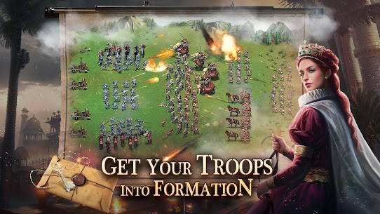 Conquest of Empires 1.33 MOD APK [INFINITE COINS] 3