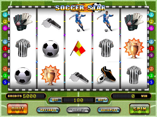 Soccer Star Slot Machine For PC Windows (7, 8, 10, 10X) & Mac Computer Image Number- 6