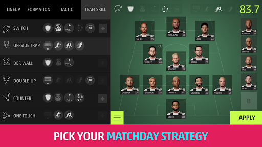 SEASON Pro Football Manager - Football Management 4.1.17 Screenshots 4