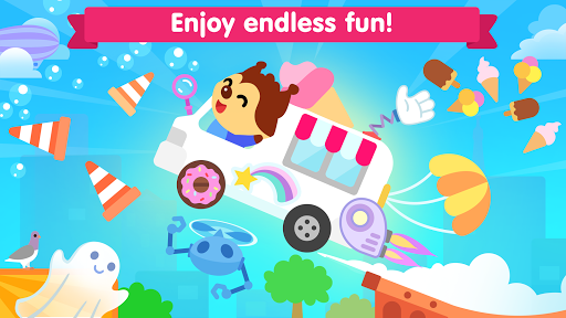 Car game for toddlers: kids cars racing games 2.6.0 Paidproapk.com 3
