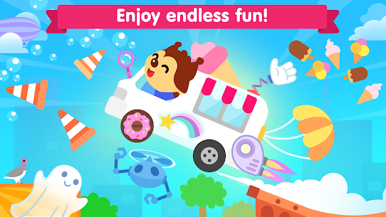 Car game for toddlers  kids cars racing games Apk Download NEW 2021 5