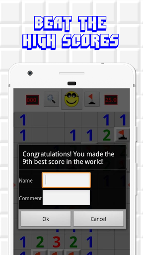 Minesweeper for Android - Free Mines Landmine Game  screenshots 4
