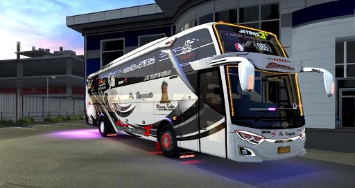 Indonesia Bus Simulator : Livery BUSSID 3.0 screenshots 3